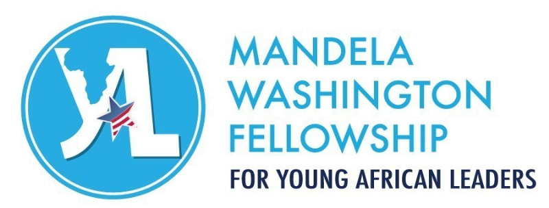 Mandela Washington Fellowship for Young African Leaders logo (PRNewsFoto/IREX)