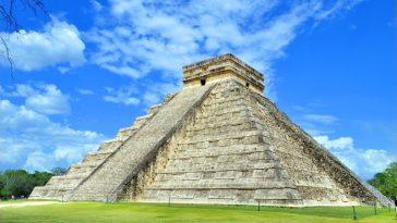 """""""Site de Chichen Itza"""" from http://foundtheworld.com (PRNewsFoto/Office du Tourisme du Mexique)"""