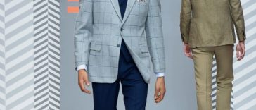Jermyn Street St James's London Collections Men Catwalk (PRNewsFoto/St James's)